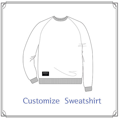 sweat shirt customize